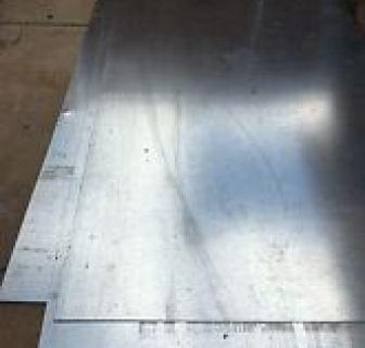 Оцинкованный лист 0.9 мм х/к