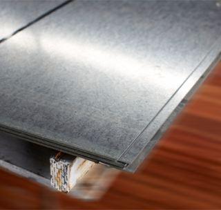 Оцинкованный лист 3 мм х/к