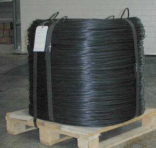 Проволока оцинкованная низкоуглеродистая 4 мм