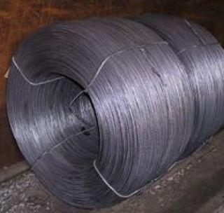 Проволока оцинкованная низкоуглеродистая 5 мм