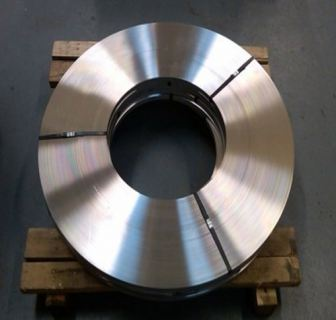 Лента стальная 0,5х58 мм (чёрная)