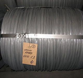 Катанка 12 сталь 60С2А