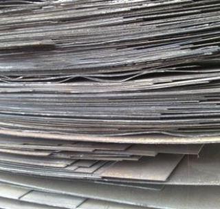 Лист 1.7 - 2.1 мм некондиція х/к