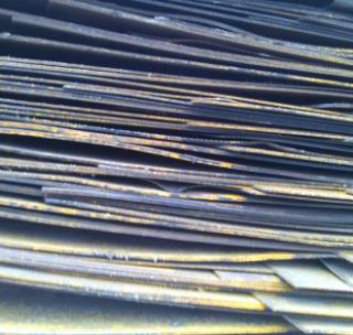 Лист 2.2 - 2.6 мм некондиція х/к