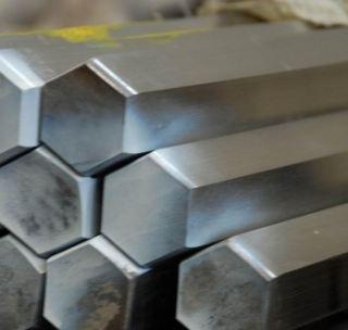 Шестигранник 22 мм калиброванный ст.45