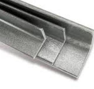 Гнутый уголок 80 х 80 х 7 мм