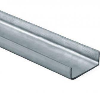 Швеллер 28 х 27 х 2,5 мм