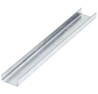 Гнутый швеллер 70 х 65 х 4 мм