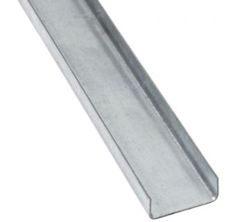 Швеллер 80 х 60 х 4 мм
