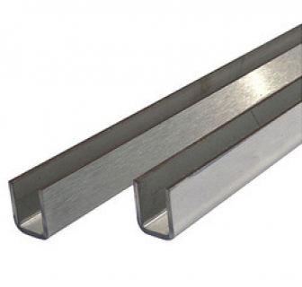 Швеллер гнутый 100 х 80 х 3 мм