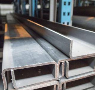 Швеллер х/г 160 х 80 х 2,5 мм