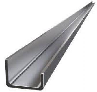 Швеллер 100 х 40 х 2 х 2500 мм