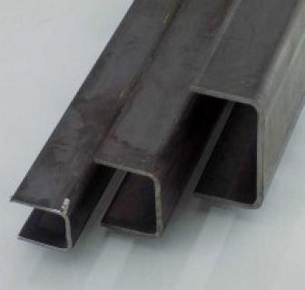 Швеллер гнутый 60 х 40 х 2 х 6000 мм