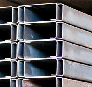 Швеллер х/г 60 х 30 х 4 мм