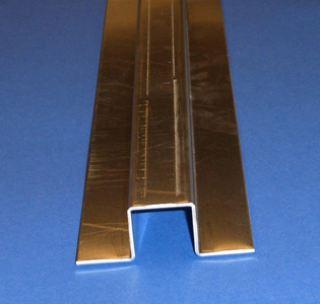Коритний профіль 45 х 80 х 30 х 3 мм