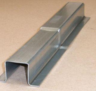 Коритний профіль 54 х 43 х 22 х 2 мм