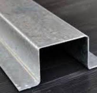 Коритний профіль 55 х 62 х 30 х 2,5 мм