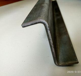 Z - профиль 40 х 55 х 55 х 4 мм