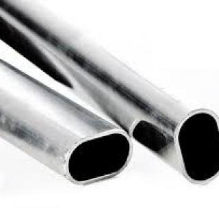 Плоскоовальна труба 30 х 15 х 1,2 мм