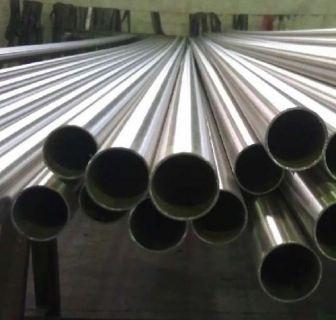 Труба 42.4х3 мм нержавеющая