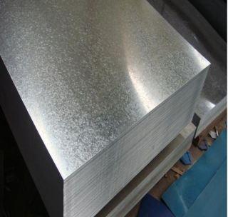 Лист 0.65 х 1250 х 2500 мм оцинкований х/к