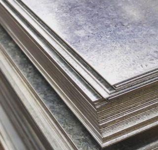 Лист 0.7 х 1250 х 2500 мм оцинкований х/к