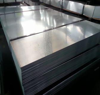 Лист 1.5 х 1250 х 2500 мм оцинкований х/к