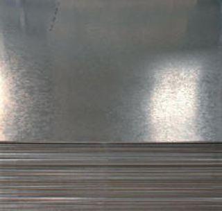 Лист 0.35 х 1000 х 2000 мм оцинкований х/к