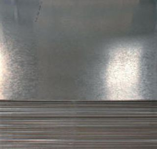 Лист 0.35 х 1000 х 2000 мм Оцинкованный х/к