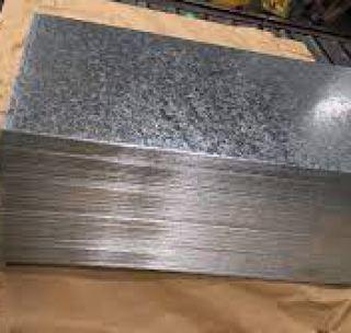 Лист 1.2 х 1000 х 2000 мм оцинкованный  х/к