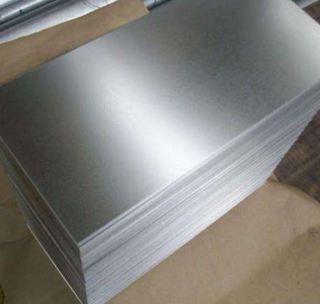 Лист 1.5 х 1000 х 2000 мм оцинкованный х/к