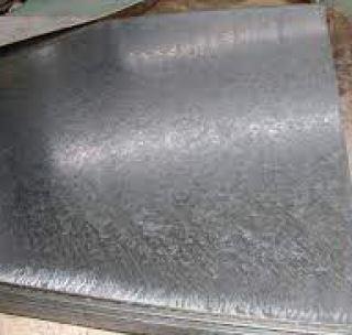 Лист 2 х 1000 х 2000 мм оцинкований х/к
