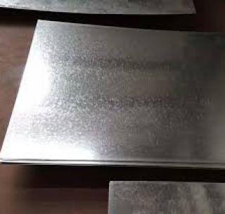 Лист 3 х 1000 х 2000 мм оцинкований х/к
