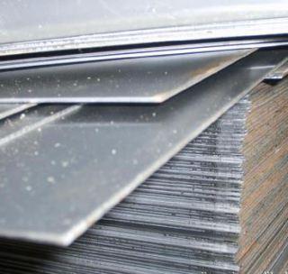 Лист 1.5 х 1250 х 2500 мм х/к ДСТУ