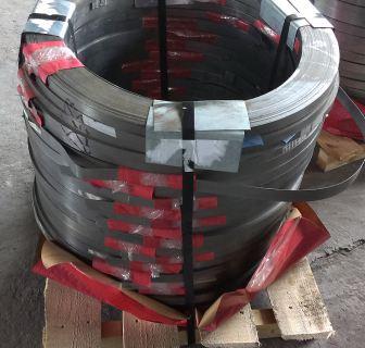 Лента 0,8х32 стальная упаковочная
