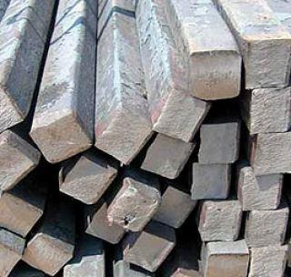 Квадрат 25х25 сталевий